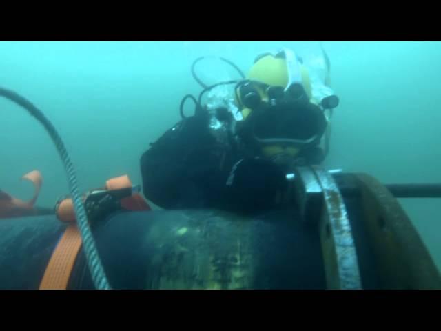 Underwater Welder Life Expectancy Complex Picture