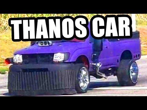 THANOS CAR THANOS CAR THANOS CAR [MEME REVIEW]