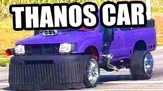 THANOS CAR THANOS CAR THANOS CAR THANOS CAR THANOS CAR THANOS CAR