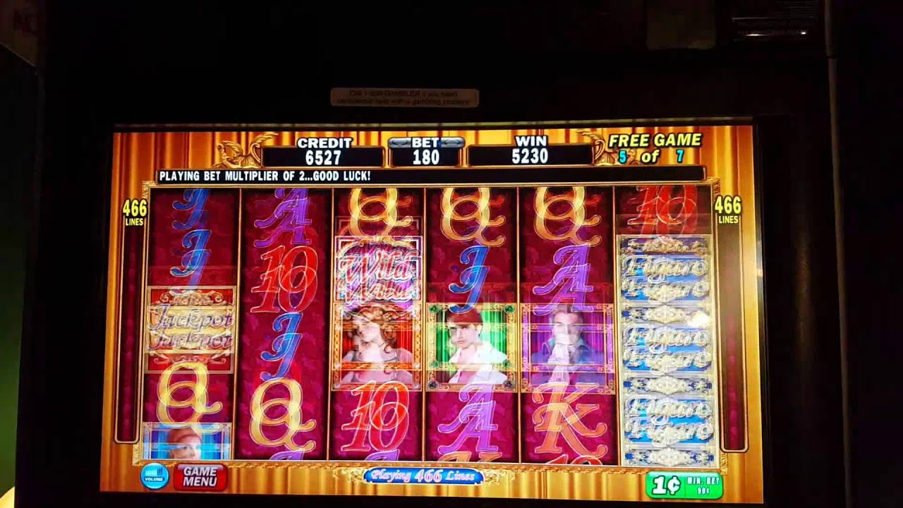Figaro Slot Machine