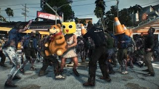 Dead Rising 3 Pc Gameplay Max Settings on Radeon R9 270X