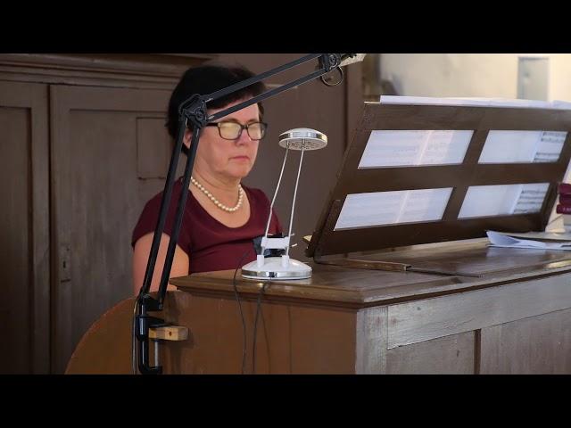 Ülevaade kirikliku muusika paremikust (Monteverdi, Bach, Händel, Saint-Saëns jt)
