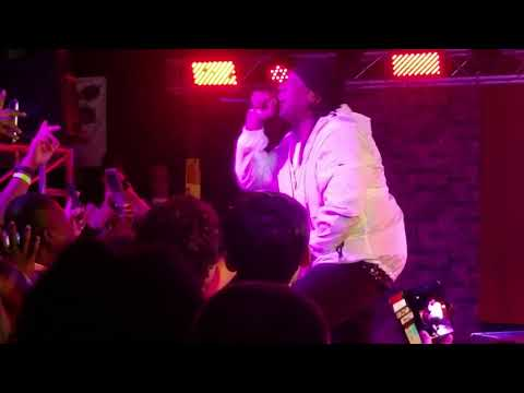 KRS-ONE freestyle 3 at Montage Music Hall in Rochester, NY