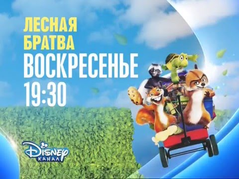 Disney Channel Russia continuity - 15.03.2016