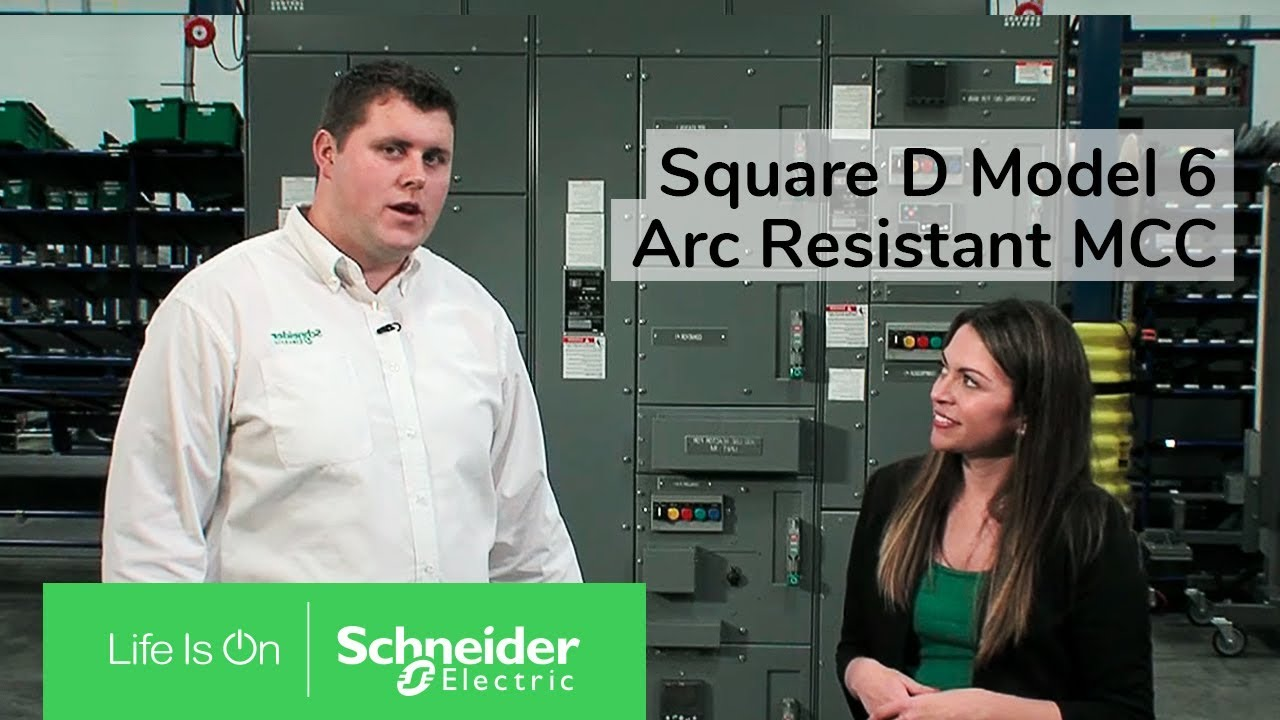 Leading The Evolution Of Arc Flash Safety Square D Model
