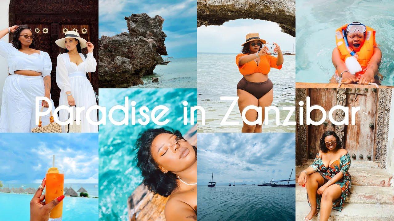 I FOUND PARADISE IN ZANZIBAR, TANZANIA: Travel Vlog