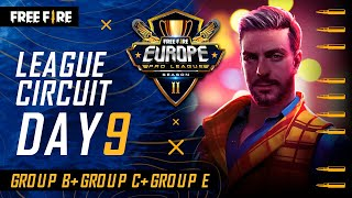 [EN] Free Fire Europe Pro League Season 2 - League Circuit Day 9