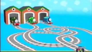 Thomas y sus amigos Dos juegos