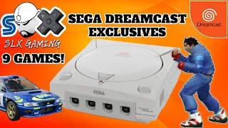 Sega Dreamcast Console Exclusives