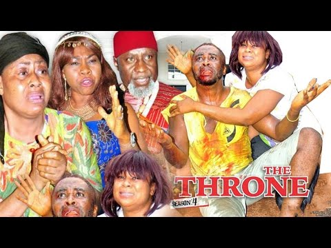 2017 Latest Nigerian Nollywood Movies - The Throne 4