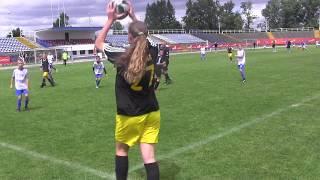 CZ17-FC Yellow-Turniej Oranje Cup 2018 w Koninie -Liga Mistrzów-XI mecz z Kania Gostyń
