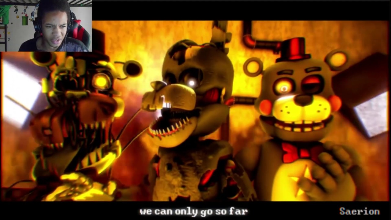 Afton Family Russell Sapphire Remix Roblox Id Sfm Fnaf The Afton Family Reaction Afton Tragedy Youtube