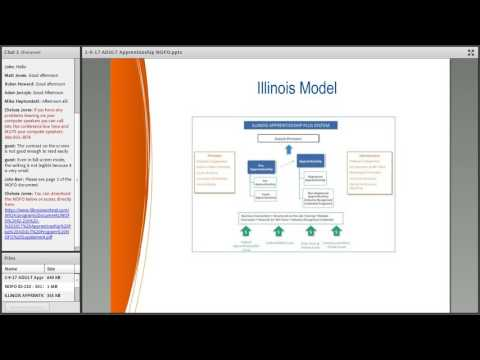 Illinois Apprenticeship Plus  ADULT Program  NOFO Session