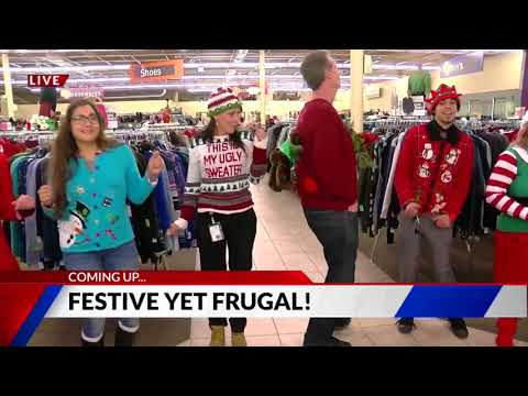 Festive Holiday Savings Live and Local at Goodwill on FOX21 Morning News