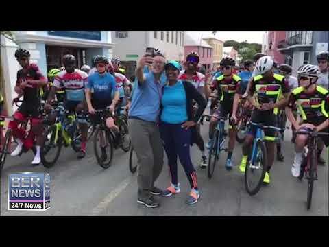 Bermuda Day Cycling Race Starts, May 24 2019