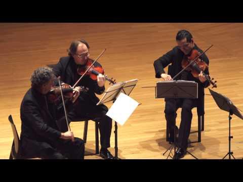 Cuarteto Gianneo  Astor Piazzolla  La muerte del angel