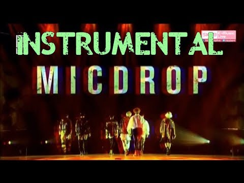 BTS (방탄소년단) MIC Drop (Steve Aoki Remix) Instrumental - Karaoke - Off vocal