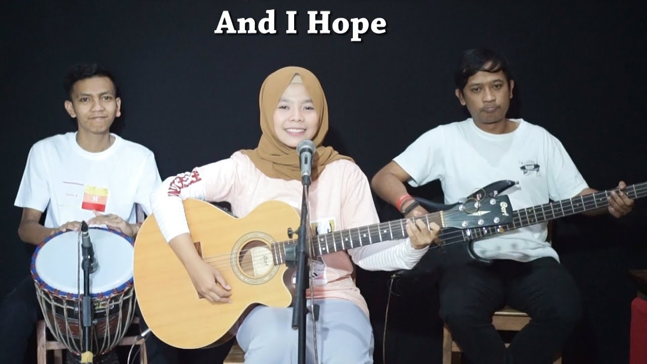 Download Sunset - And I Hope Cover by Ferachocolatos ft. Gilang & Bala