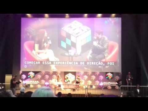 CCXP 2015 - Misha Collins Saturday Panel