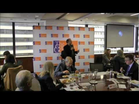 """Director Robert Greenwald Q&A for """"Koch Brothers Exposed"""" - Live at The Common Good"""