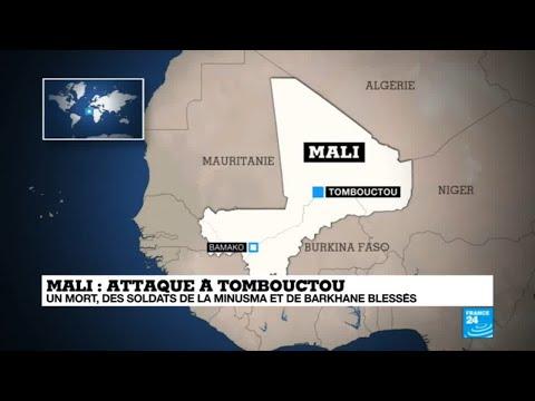 Mali : ''Nous sommes dans une situation de guerre contre le terrorisme''
