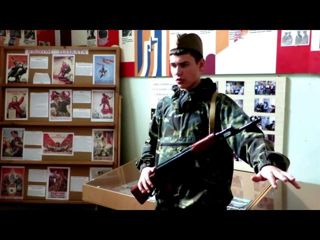Изображение предпросмотра прочтения – НикитаРуденко читает произведение «Песня смелых» А.А.Суркова