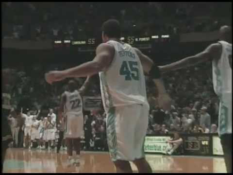 Ronald Curry to Julius Peppers Alley-Oop UNC basketball