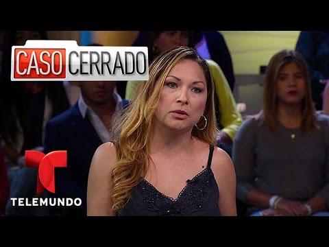 Hija del violador   Caso Cerrado   Telemundo