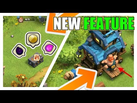 NEW FEATURE AND GRAPHICS IN CLASH OF CLANS | NEW CLAN GAME AND NEW CLAN BANNER