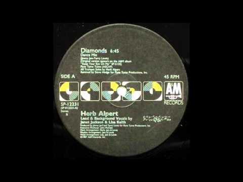 Diamonds (Dance Mix) - Herb Alpert