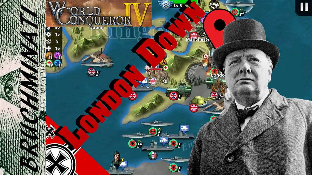 World Conqueror 4 | Germany 1939 Conquest # 5 Mainland Europe Cleared,  Start of Chinese War!