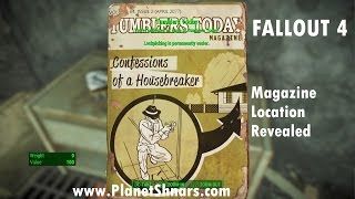 Tumblers Today Magazine - Confessions of a Housebreaker - Fens Street Sewer - Fallout 4