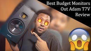 Adam Audio T7V Studio Monitor Review | Best Budget Studio Monitors Out!