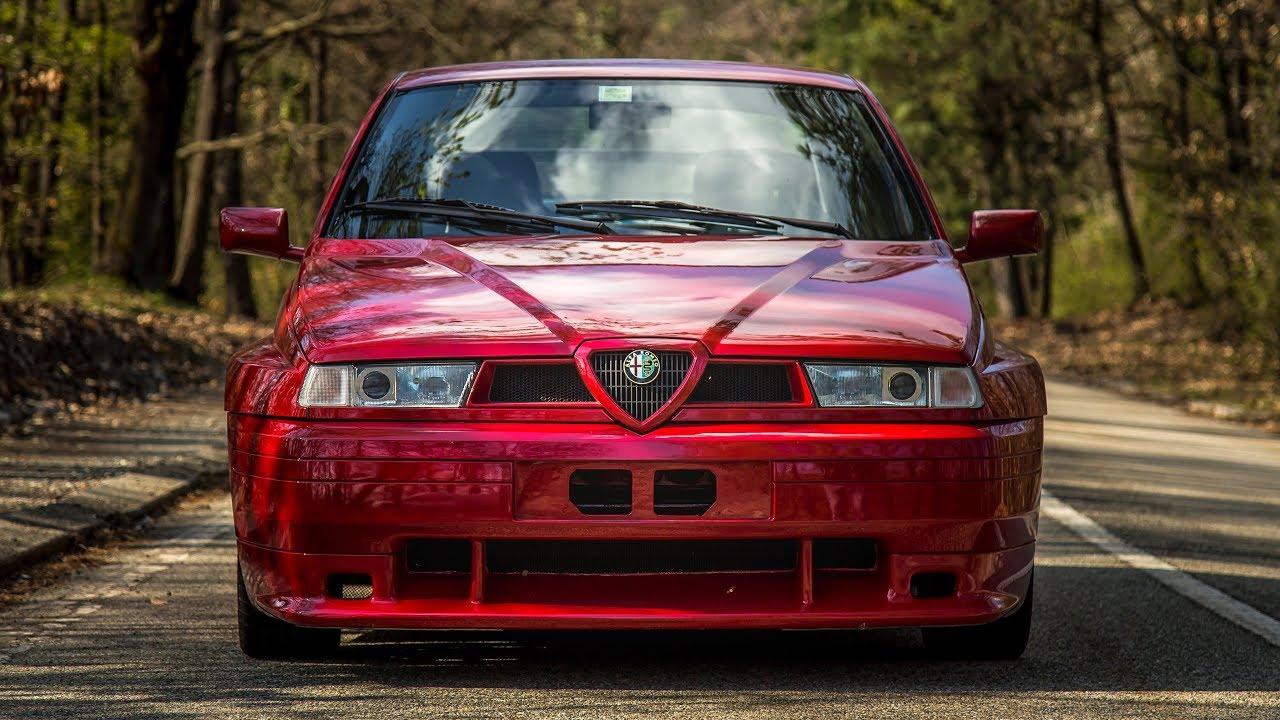 Alfa Romeo 155 GTA Stradale (Esemplare unico) - Davide Cironi Drive Experience (SUBS)