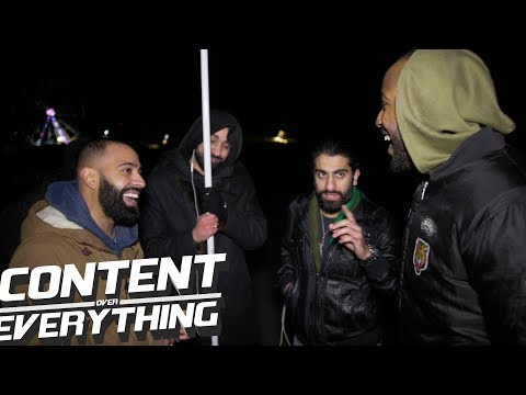 Raza And The Shia Blade Runner Teach Kalam Some Shia History | Speakers Corner