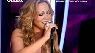 (HD) Mariah Carey - Through The Rain (Live at MTV Presents)