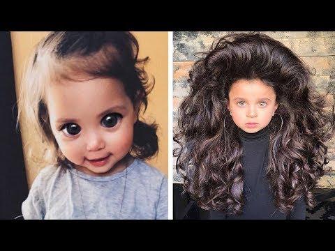 11 ungewöhnlichste Kinder der Welt!