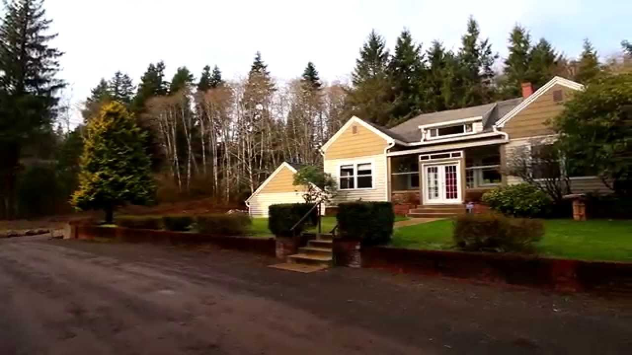 elegant 1930 era home in tillamook oregon coast real estate and rh youtube com