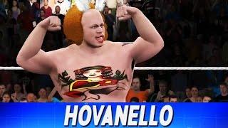 Нарезка стрима - WWE 2k17