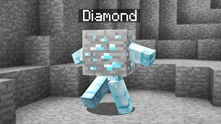WHAT IF ORES CAME TO LIFE IN MINECRAFT? thumbnail