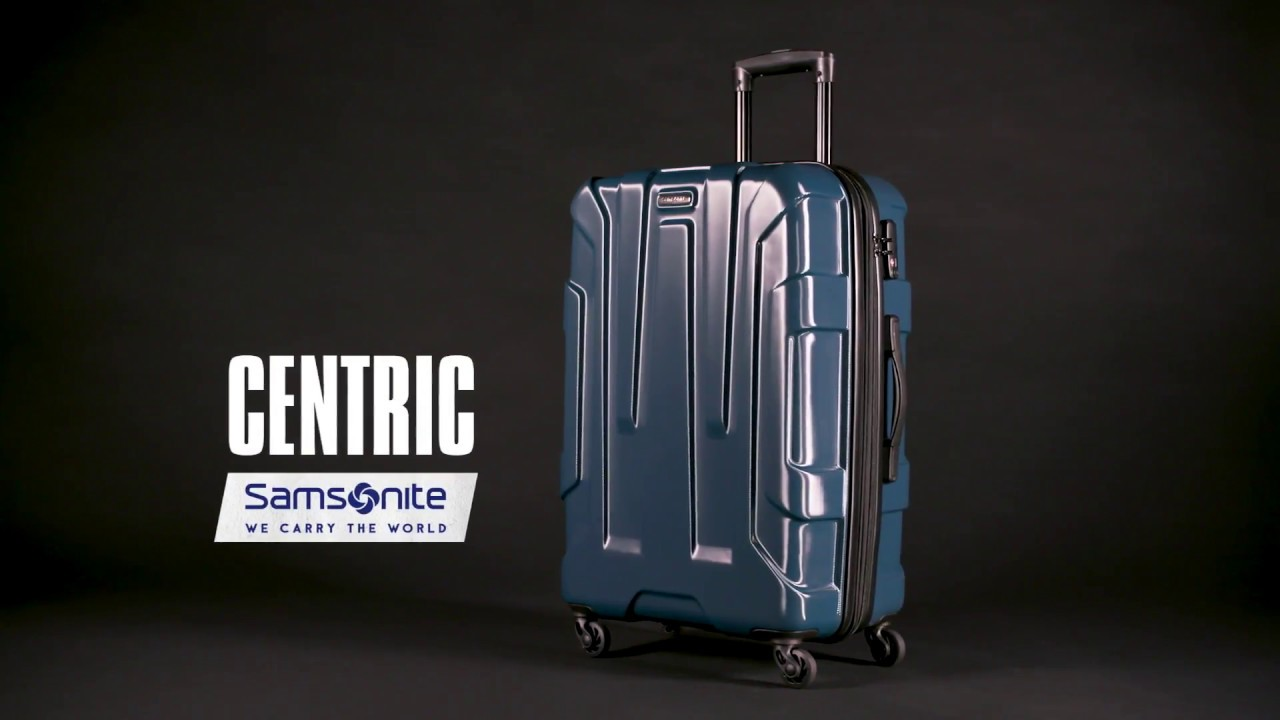 6229a372f Samsonite Centric Expandable Hardside Luggage with Spinner Wheels review |  Best Rated Luggage