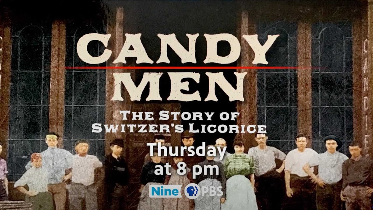 Candy Men: The History of Switzer's Licorice Premieres June 10