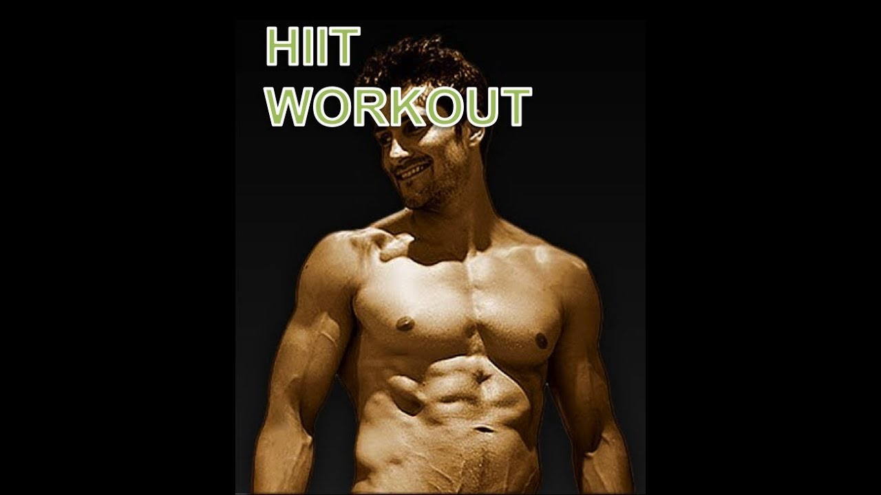 HIIT Workout for MMA