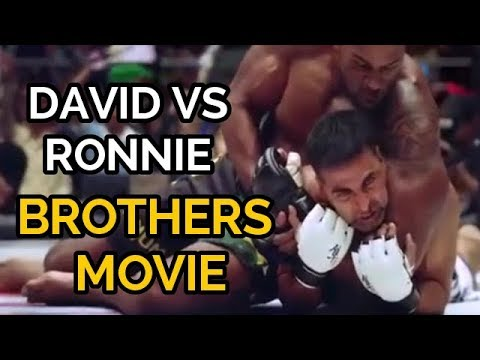 Brothers Movie | David Fernandes VS Ronnie Cross | Fight Scene | HD