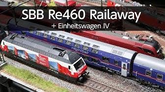 SBB Re460 Railaway Roco 79282 - VLOG65