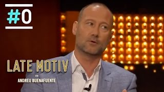 Late Motiv: Entrevista a Pedro García Aguado #LateMotiv72 | #0