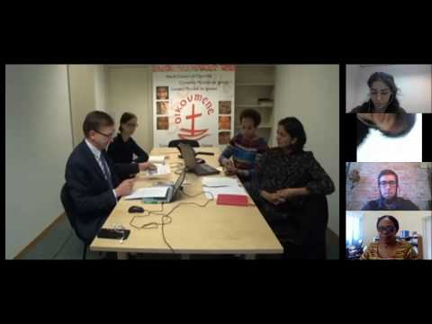 WCC webinar on the Global Campaign to End Statelessness
