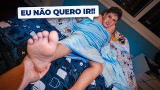 O PRIMEIRO DIA DE AULA DO BIEL