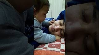 Cute baby| cuttest make everything cute|CUTE BABY with father| naughty baby| funny baby|cuttest baby