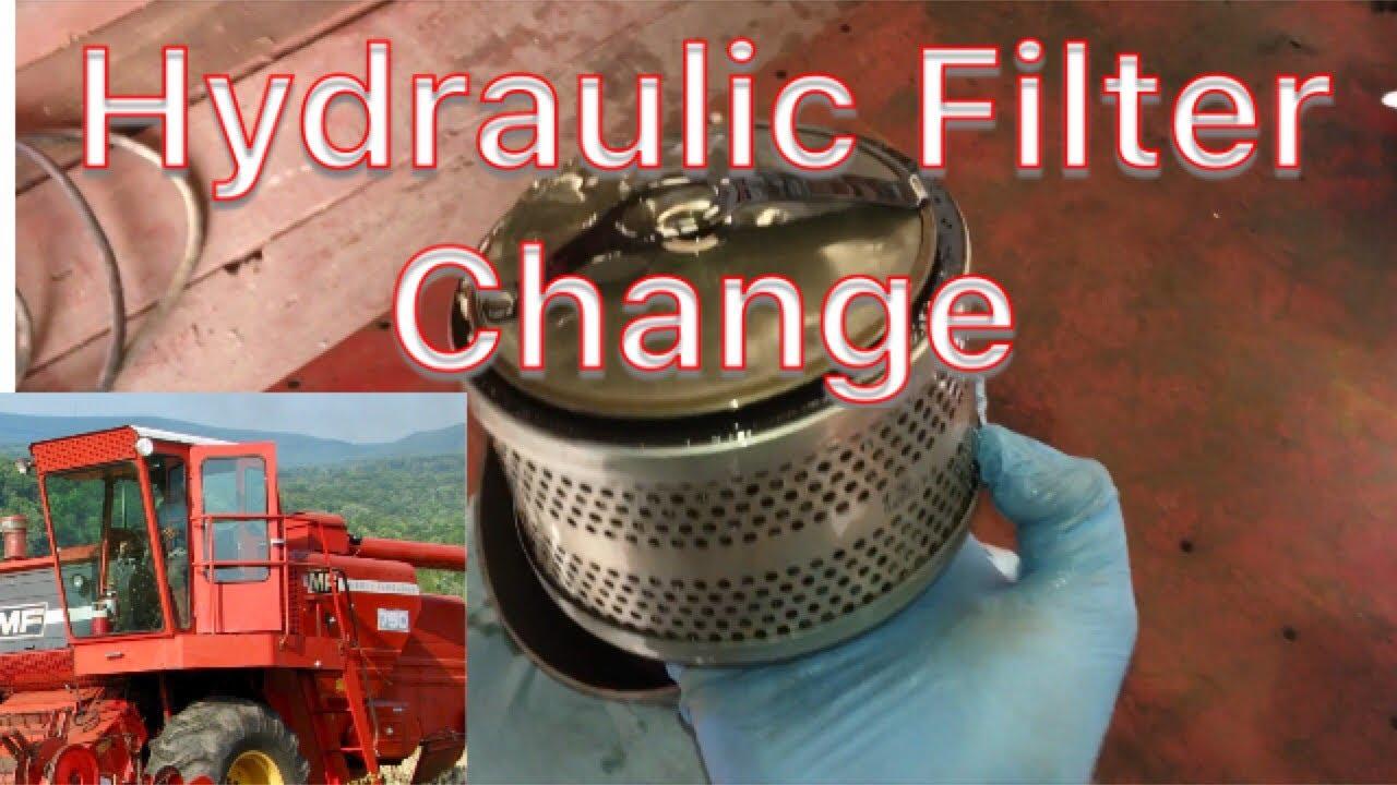 ih utility series hydraulic filter [ 1280 x 720 Pixel ]